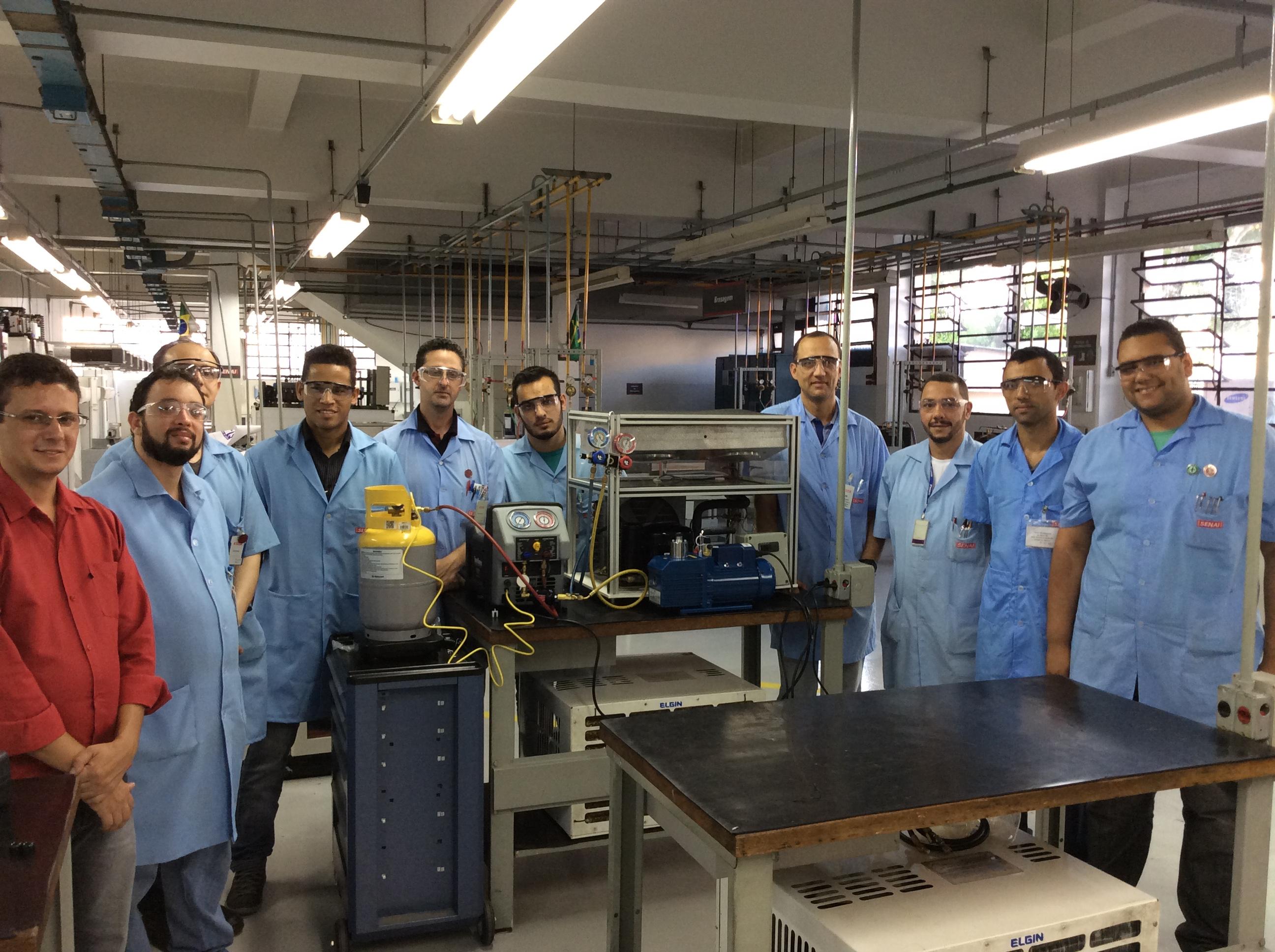 SENAI-SP capacitará técnicos de refrigeração que atuam em supermercados