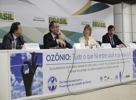 MMA comemora dia do ozônio com lançamento de Guias de Boas Práticas para melhor contenção de HCFCs