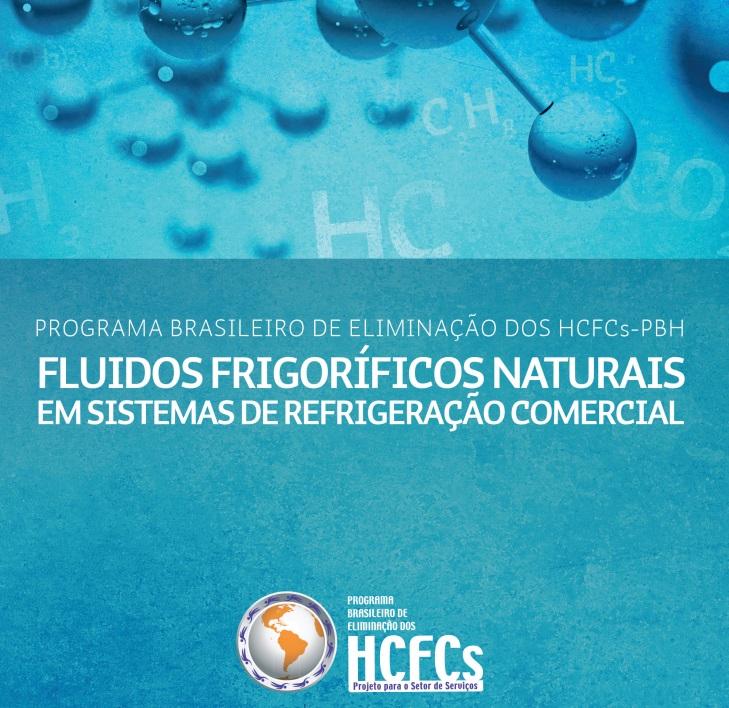 MMA e GIZ lançam cartilha sobre Fluidos Frigoríficos Naturais em Sistemas de Refrigeração Comercial